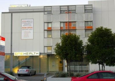 Onehealth entrance 1